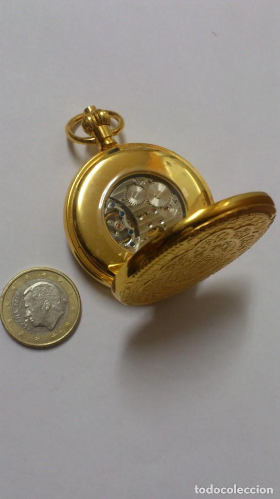 Relojes de bolsillo: reloj - es de bolsillo de cuerda , VER FOTOS , SE ADMITEN OFERTAS ... - Foto 2 - 165683406
