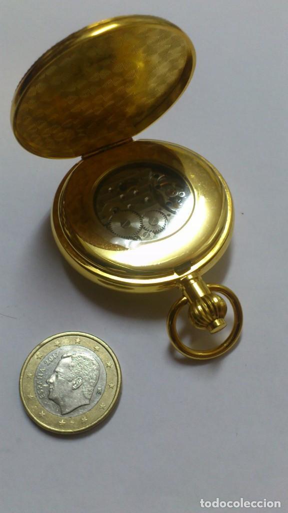 Relojes de bolsillo: reloj - es de bolsillo de cuerda , VER FOTOS , SE ADMITEN OFERTAS ... - Foto 3 - 165683406