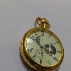 Relojes de bolsillo: RELOJ - ES DE BOLSILLO DE CUERDA , VER FOTOS , SE ADMITEN OFERTAS .... Lote 165683406