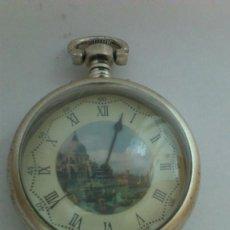 Relojes de bolsillo: RELOJ - ES DE BOLSILLO DE CUERDA , VER FOTOS , SE ADMITEN OFERTAS ... . Lote 165691098