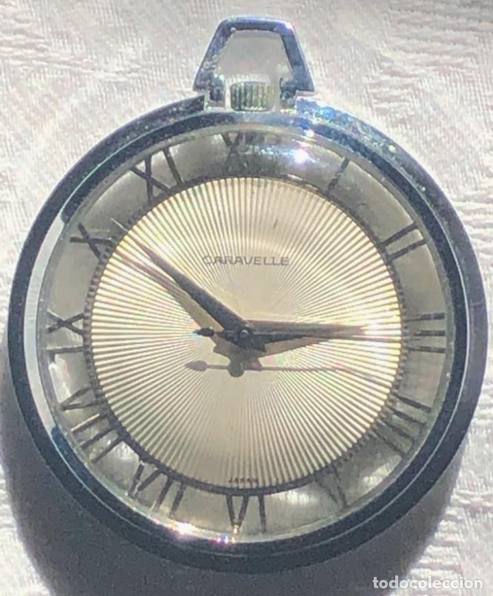 Relojes de bolsillo: Reloj de bolsillo art deco - Foto 5 - 166626474