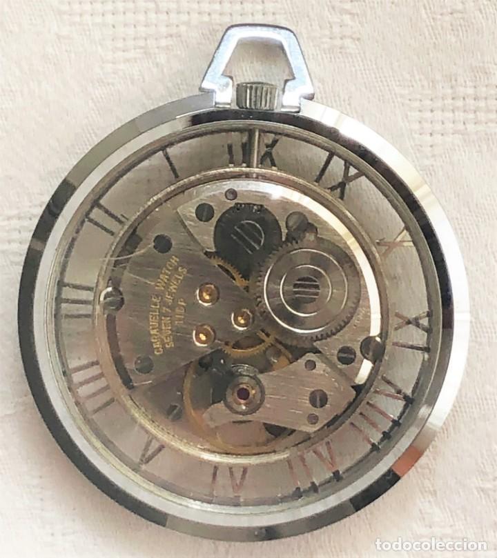 Relojes de bolsillo: Reloj de bolsillo art deco - Foto 2 - 166626474