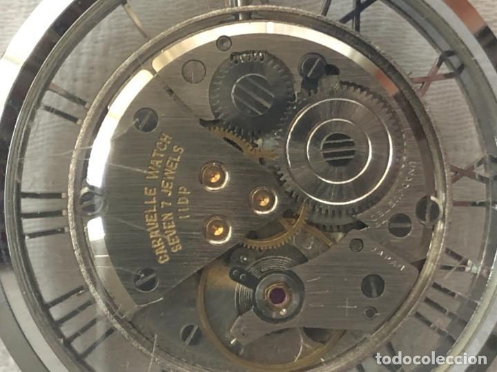 Relojes de bolsillo: Reloj de bolsillo art deco - Foto 3 - 166626474