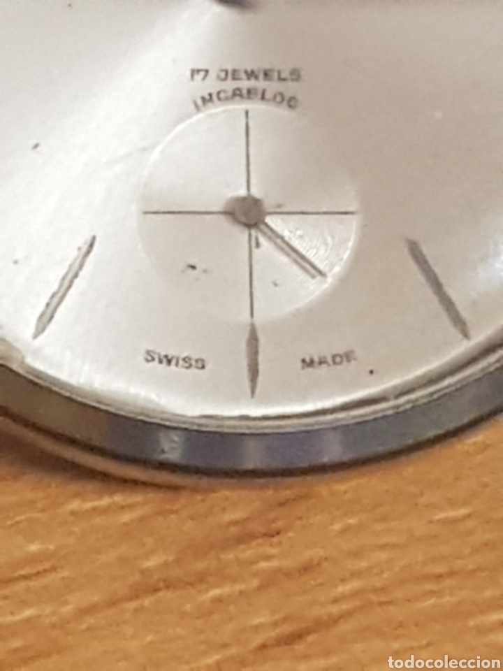 Relojes de bolsillo: Reloj bolsillo Mercury Watch para reparar - Foto 3 - 166723921