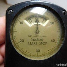 Relojes de bolsillo: CRONÓMETRO ANTIGUO HANHART PARA CONTROL DE LA ELECTRICIDAD. Lote 166787770