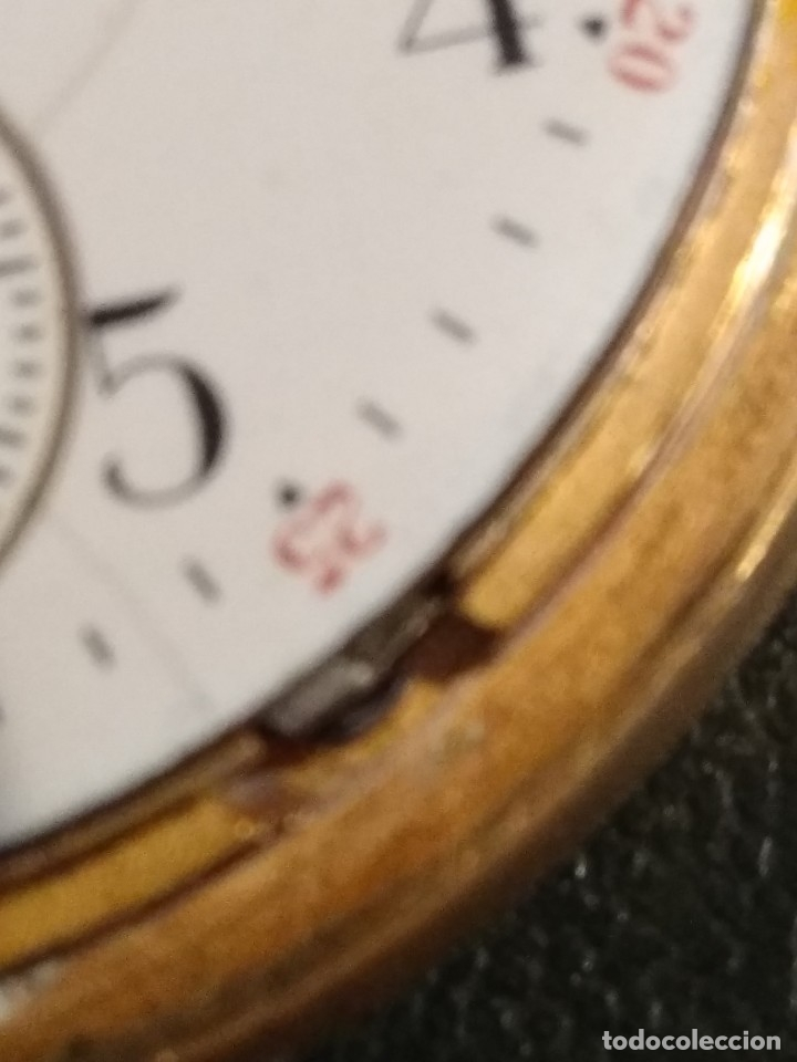 Relojes de bolsillo: Reloj de bolsillo ELGIN U.S.A. - Foto 16 - 167297044