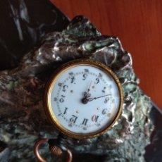 Relojes de bolsillo: RELOJ ( MUY DIFÍCIL DE, BOLSILLO P F LABRADO ACER GARANTI ) . CAJA DE 33MM. MÁS RELOJES EN MÍ PERFIL. Lote 167461569
