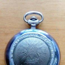 Relojes de bolsillo: RELOJ RUSO DE BOLSILLO. Lote 168200376