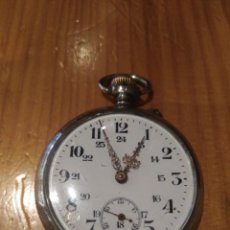 Relojes de bolsillo: RELOJ FUNCIONANDO CON SEGUNDERA. Lote 168264656