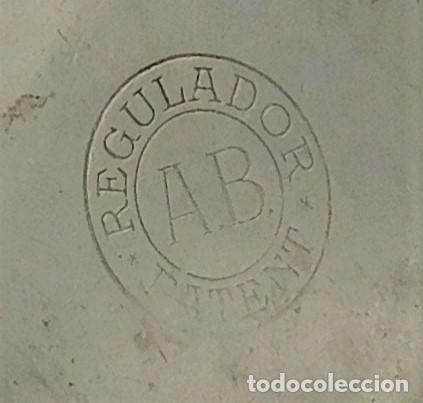 Relojes de bolsillo: REGULADOR PATENT-PRECIOSO RELOJ DE BOLSILLO ROSKOPF-CIRCA 1900 -FUNCIONANDO - Foto 7 - 168302120