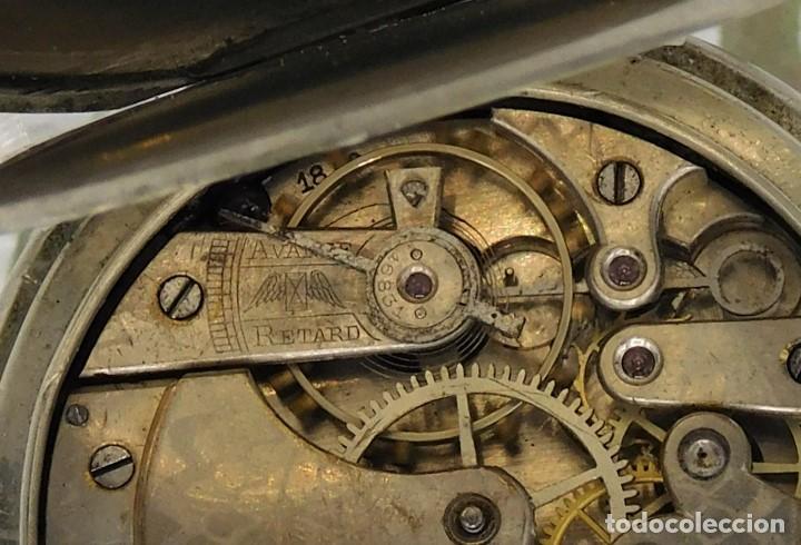 Relojes de bolsillo: LONGINES-RELOJ DE BOLSILLO-CIRCA 1908-15 RUBÍES-3 TAPAS-FUNCIONANDO - Foto 6 - 168305864