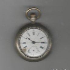 Relojes de bolsillo: ANTIGUO RELOJ-DIAMETRO 55 MM-A REVISAR. Lote 168307584