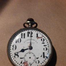 Relojes de bolsillo: RELOJ DE BOLSILLO ANTIGUO,LOUIS ROSKOPF 1.ª. Lote 168349940