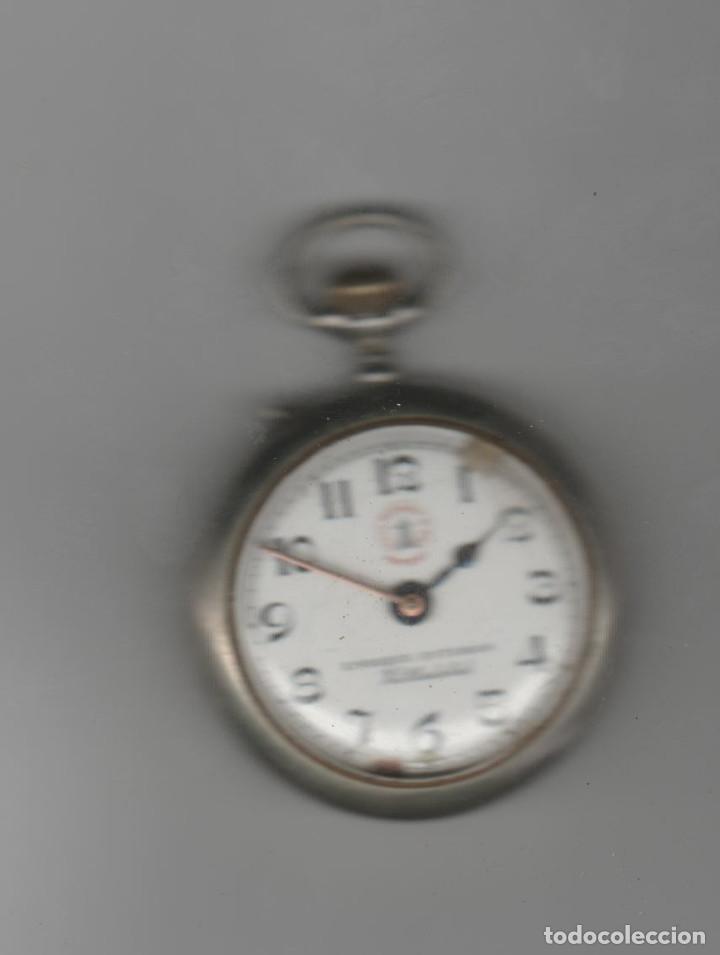 RELOJ ROSKOPF-DIAMETRO 45 MM-RELOJERIA ENRIQUE ESTEBAN-VALLADOLID-A REVISAR (Relojes - Bolsillo Carga Manual)