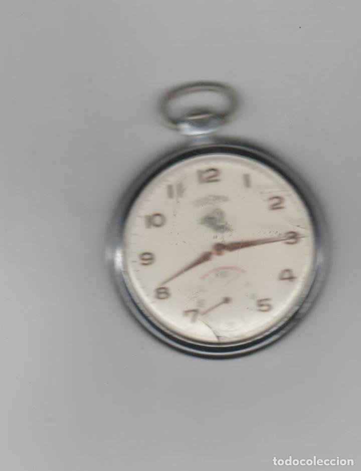 RELOJ DOGMA- DIAMETRO 45 MM- A REVISAR (Relojes - Bolsillo Carga Manual)