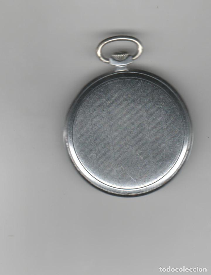 Relojes de bolsillo: RELOJ DOGMA- DIAMETRO 45 MM- A REVISAR - Foto 2 - 195364690