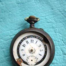 Relojes de bolsillo: ANTIGUO RELOJ DE BOLSILLO FUNCIONA. Lote 168385576