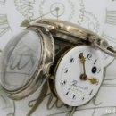 Relojes de bolsillo: RELOJ DE BOLSILLO PAUVERT-CIRCA 1700-1760-CATALINO-FUNCIONANDO. Lote 168388460