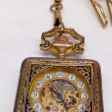 Relojes de bolsillo: RELOJ DE BOLSILLO CARGA MANUAL. Lote 168431062