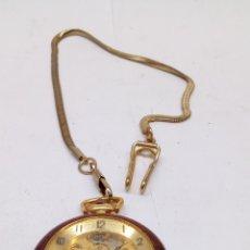Relojes de bolsillo: RELOJ DE BOLSILLO CARGA MANUAL. Lote 168434057