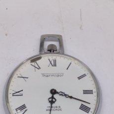 Relojes de bolsillo: RELOJ DE BOLSILLO THERMIDOR. Lote 168440282
