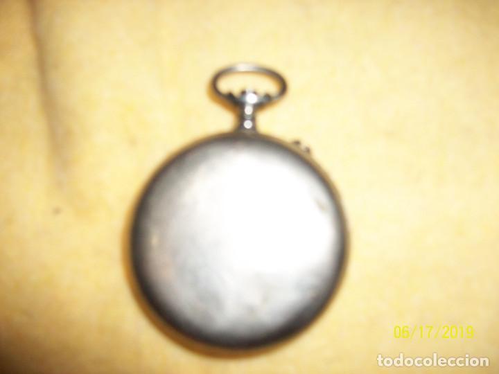 Relojes de bolsillo: RELOJ ROSKOPF-DIAMETRO 50 MM-A REVISAR - Foto 3 - 168517976