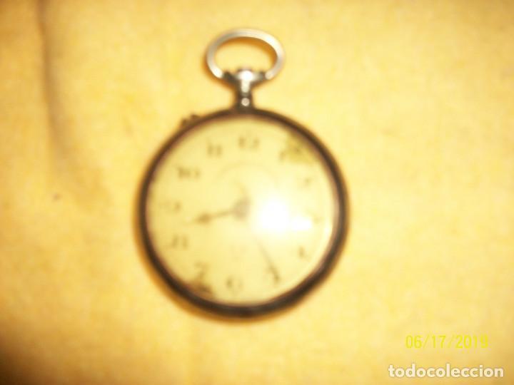 Relojes de bolsillo: RELOJ ROSKOPF-DIAMETRO 50 MM-A REVISAR - Foto 4 - 168517976