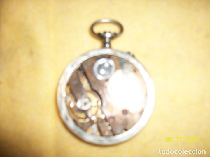 Relojes de bolsillo: RELOJ ROSKOPF-DIAMETRO 50 MM-A REVISAR - Foto 5 - 168517976