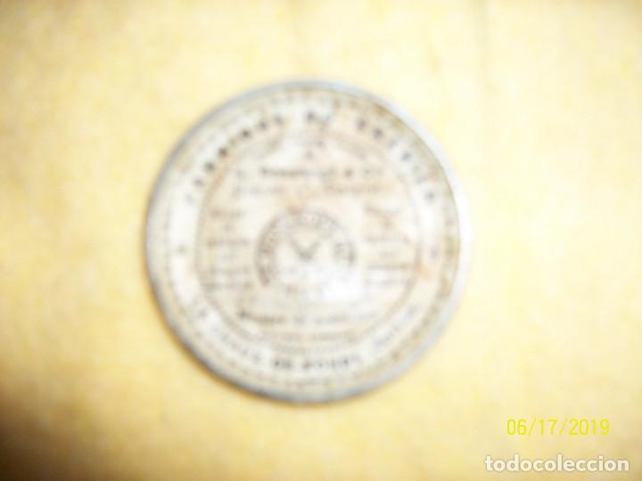 Relojes de bolsillo: RELOJ ROSKOPF-DIAMETRO 50 MM-A REVISAR - Foto 6 - 168517976
