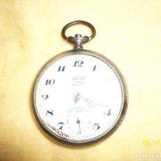Relojes de bolsillo: RELOJ RADAR-DIAMETRO 40 MM-A REVISAR. Lote 168518296