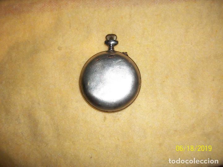 Relojes de bolsillo: RELOJ STOCKHOLM- DIAMETRO 50 MM- A REVISAR - Foto 2 - 168590540
