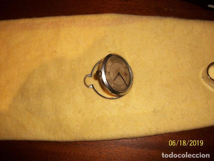 Relojes de bolsillo: RELOJ ALEMAN- DIAMETRO 50 MM-RARO- A REVISAR - Foto 3 - 168590968