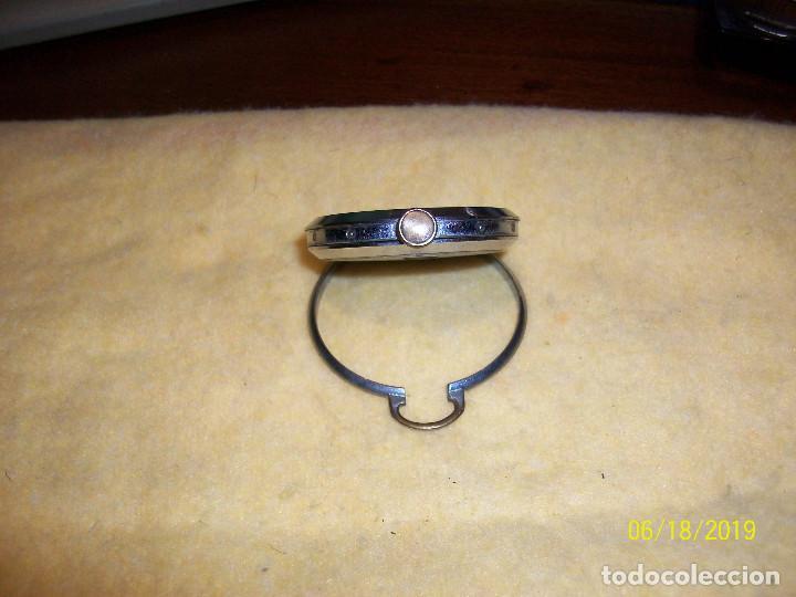 Relojes de bolsillo: RELOJ ALEMAN- DIAMETRO 50 MM-RARO- A REVISAR - Foto 4 - 168590968