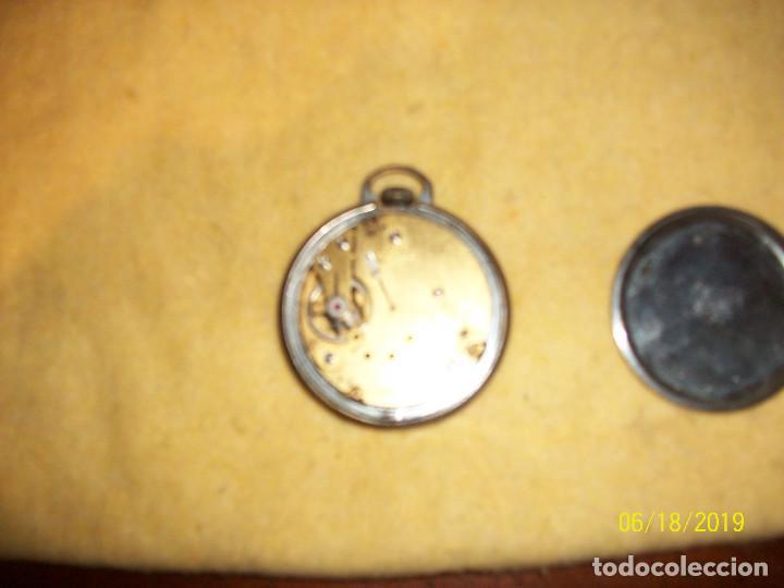 Relojes de bolsillo: RELOJ ALEMAN- DIAMETRO 50 MM-RARO- A REVISAR - Foto 6 - 168590968