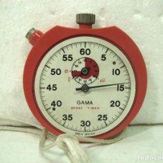 Relojes de bolsillo: CRONOMETRO CUERDA - GAMA SPORT TIMER -SMITHS GREAT BRITAIN ¡¡PARA RESTAURAR¡¡ RELOJ BOLSILLO CRONO . Lote 168666400