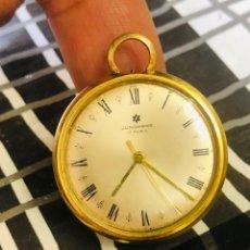Relojes de bolsillo: RELOJ DE BOLSILLO JUNGHANS VINTAGE ( VER LAS FOTOS ). Lote 169120448