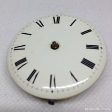 Relojes de bolsillo: MAQUINARIA RELOJ DE BOLSILLO, VERGE FUSEE ( CATALINA). Lote 169241784