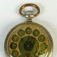 Relojes de bolsillo: RELOJ DE BOLSILLO. BUTTES WATCH. SIGLO XX. SUIZA. Lote 169422412