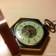 60d623ac2 Subasta · Relojes de bolsillo: RELOJ BOLSILLO COBRE M. MAUSE. Lote 169733272