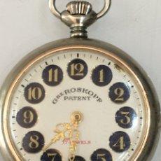 Relojes de bolsillo: RELOJ DE BOLSILLO GRE ROSKOPF. Lote 170070446