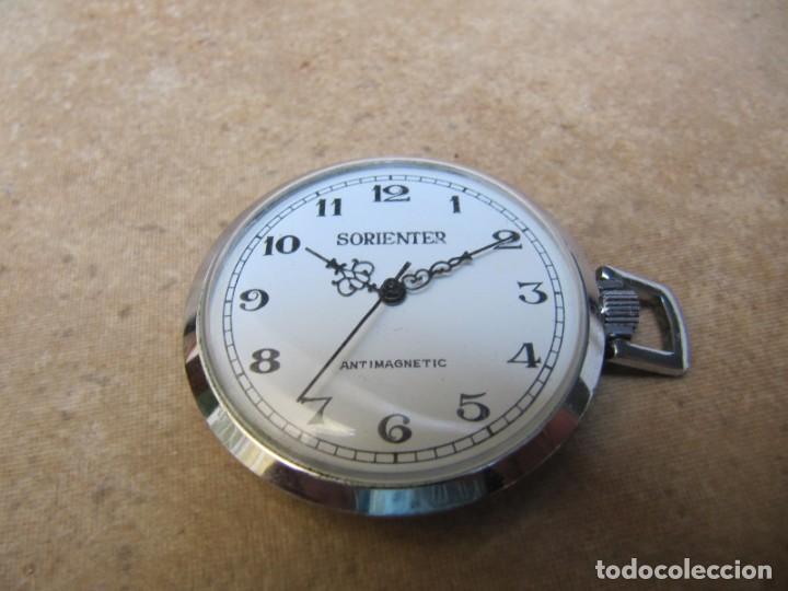 Relojes de bolsillo: ANTIGUO RELOJ DE CUERDA DE BOLSILLO - Foto 2 - 170115740