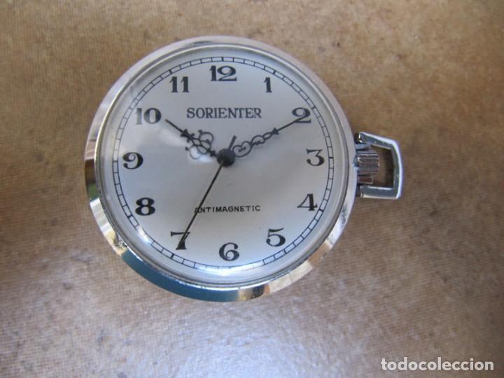 Relojes de bolsillo: ANTIGUO RELOJ DE CUERDA DE BOLSILLO - Foto 4 - 170115740