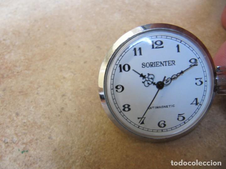 Relojes de bolsillo: ANTIGUO RELOJ DE CUERDA DE BOLSILLO - Foto 5 - 170115740