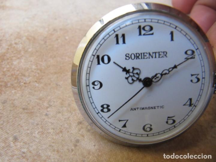 Relojes de bolsillo: ANTIGUO RELOJ DE CUERDA DE BOLSILLO - Foto 6 - 170115740