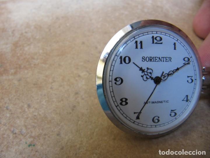 Relojes de bolsillo: ANTIGUO RELOJ DE CUERDA DE BOLSILLO - Foto 9 - 170115740