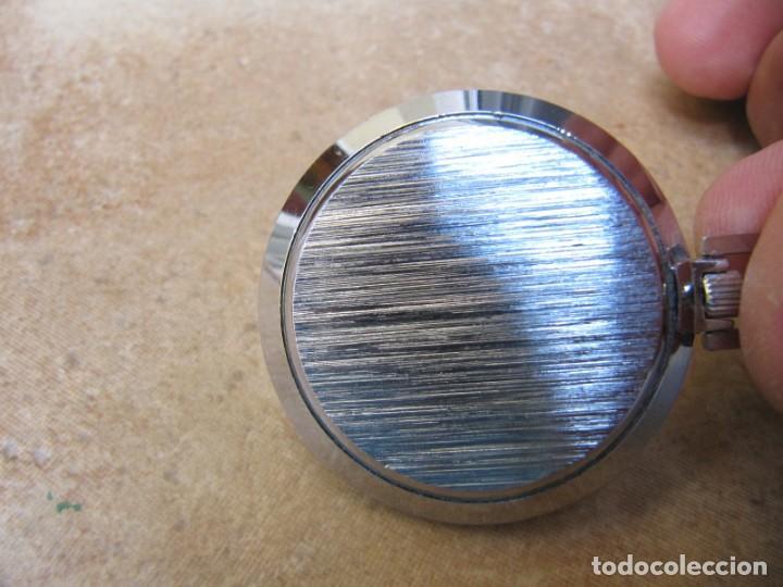 Relojes de bolsillo: ANTIGUO RELOJ DE CUERDA DE BOLSILLO - Foto 10 - 170115740