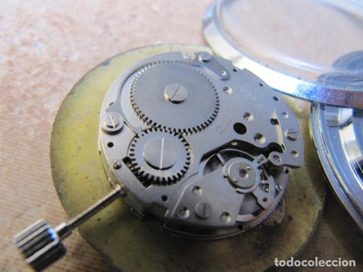 Relojes de bolsillo: ANTIGUO RELOJ DE CUERDA DE BOLSILLO - Foto 12 - 170115740