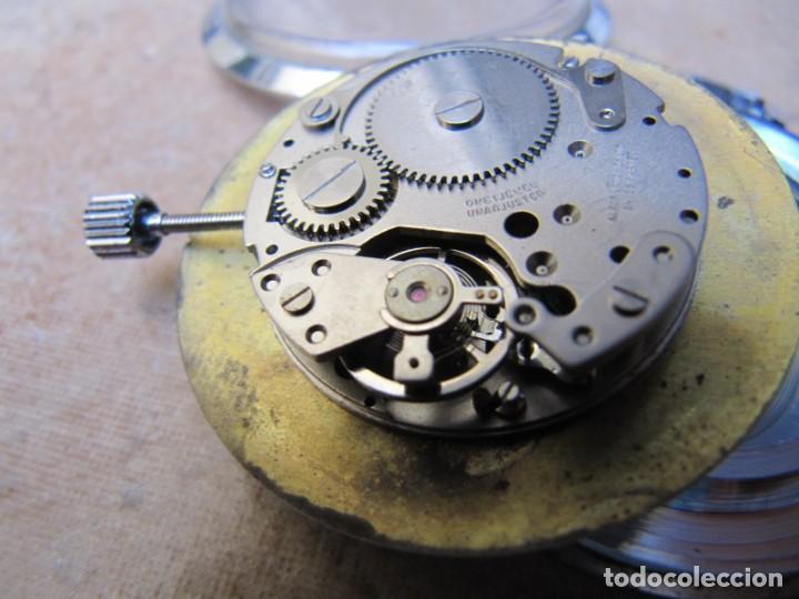Relojes de bolsillo: ANTIGUO RELOJ DE CUERDA DE BOLSILLO - Foto 13 - 170115740
