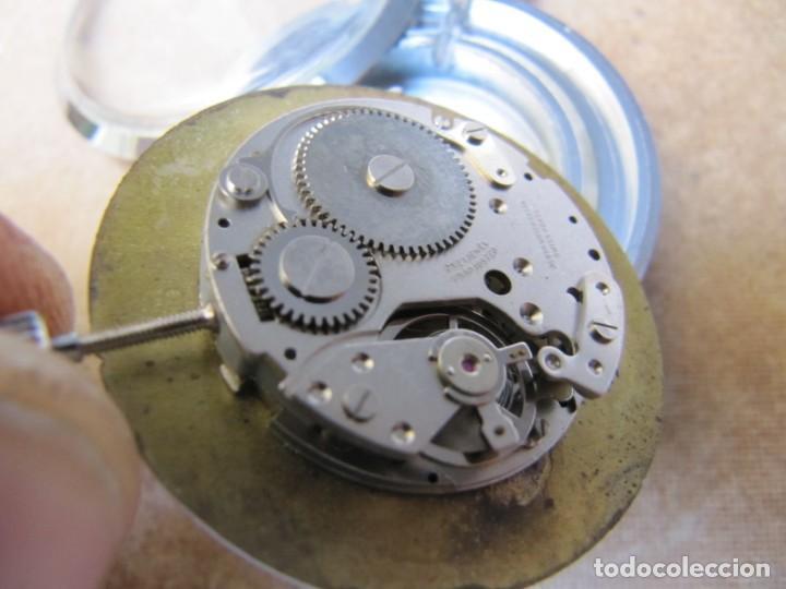 Relojes de bolsillo: ANTIGUO RELOJ DE CUERDA DE BOLSILLO - Foto 14 - 170115740