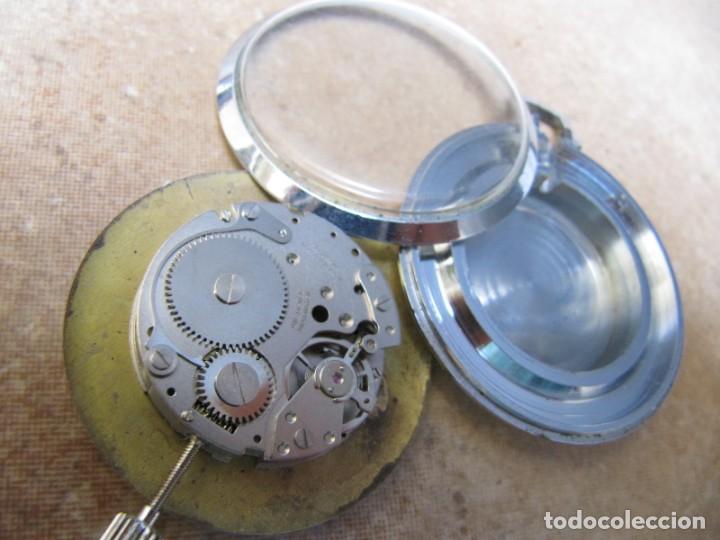 Relojes de bolsillo: ANTIGUO RELOJ DE CUERDA DE BOLSILLO - Foto 15 - 170115740